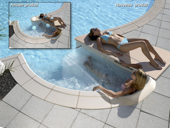Waterair : la 3D incrustée dans la photo.