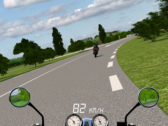 MotoPrev : simulation 3D d'accidents de moto