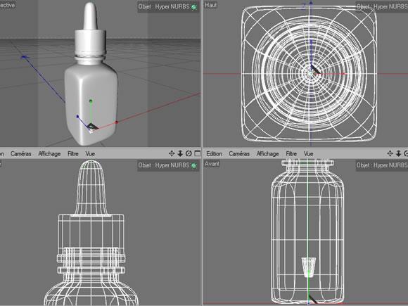 Apprendre La Mod Lisation 3d Sous C4d 3d Weave